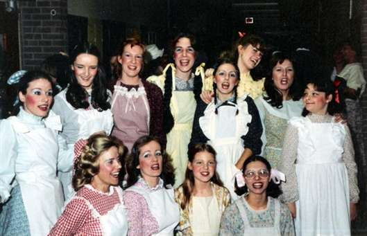 1981 Fall - ANNE OF GREEN GABLES