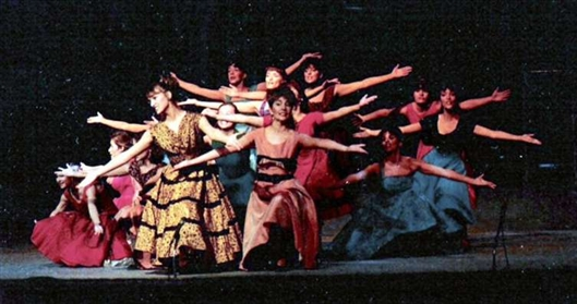 1986 Fall - WEST SIDE STORY