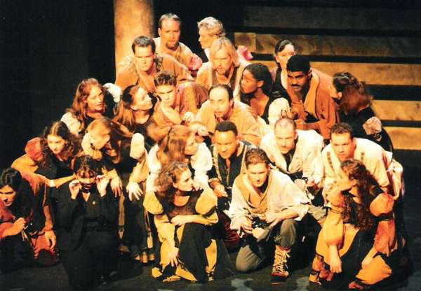 2003 Fall - JOSEPH AND THE AMAZING TECHNICOLOR DREAMCOAT