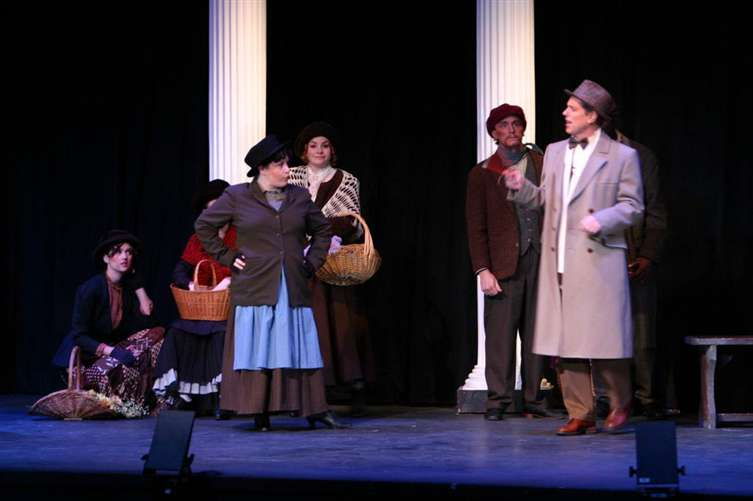 2005 Spring - MY FAIR LADY
