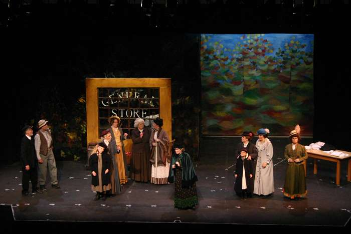 2008 Fall - ANNE OF GREEN GABLES