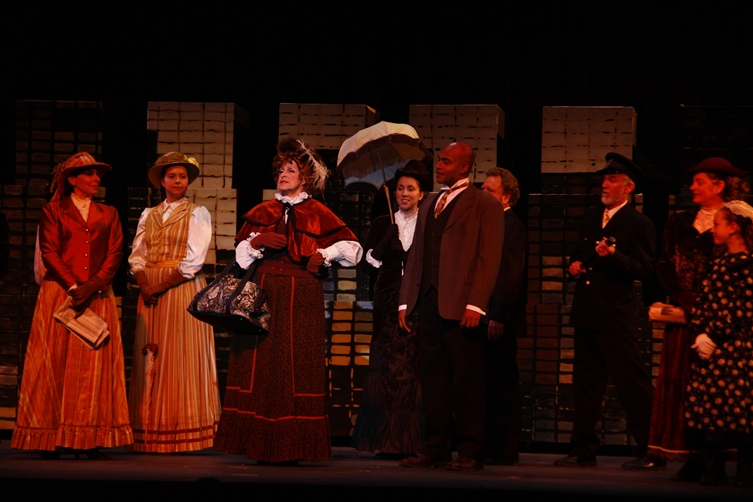 2009 Spring - HELLO, DOLLY!