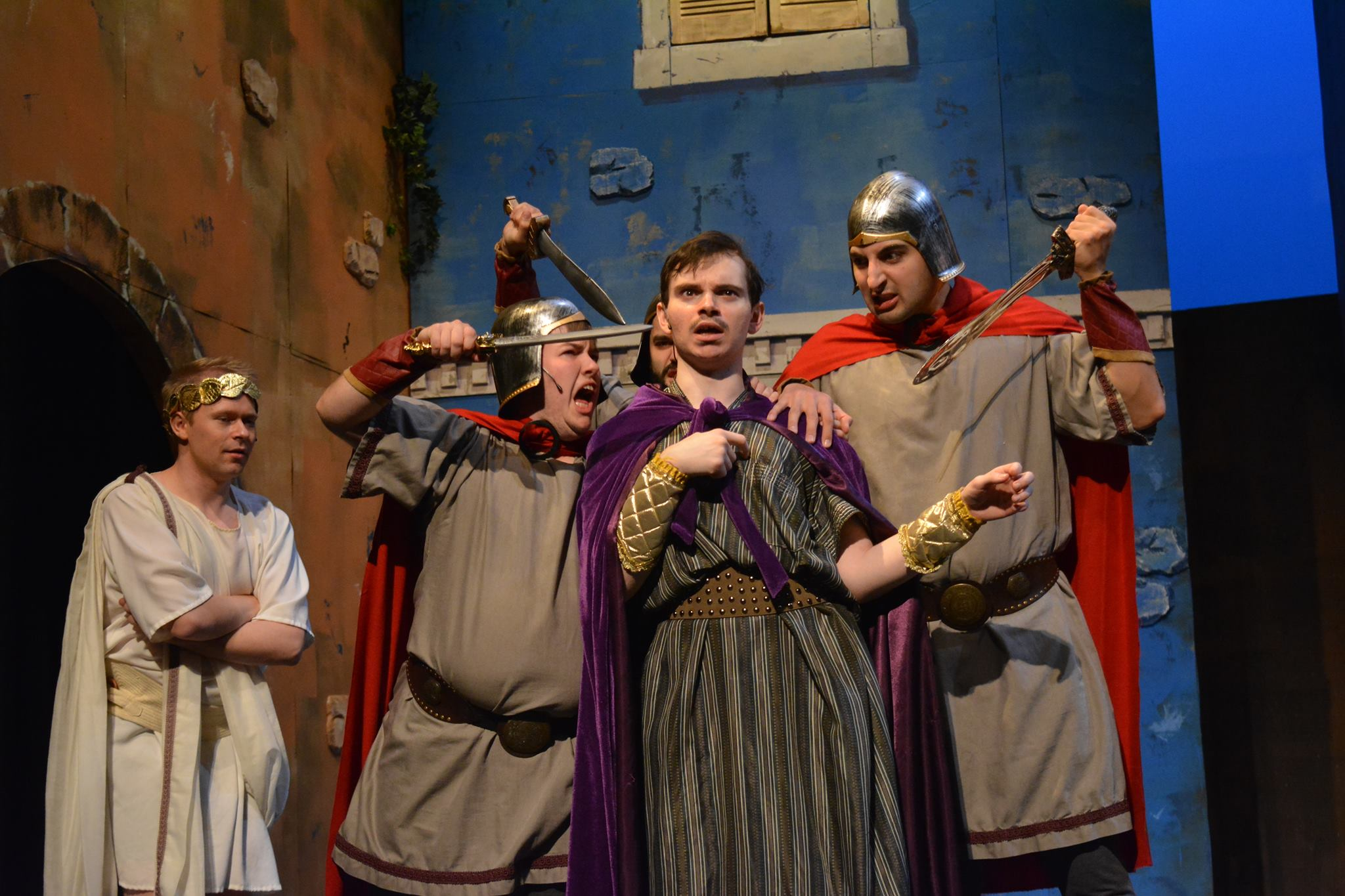 2018 Fall - A Funny Thing Happened on the Way to the Forum